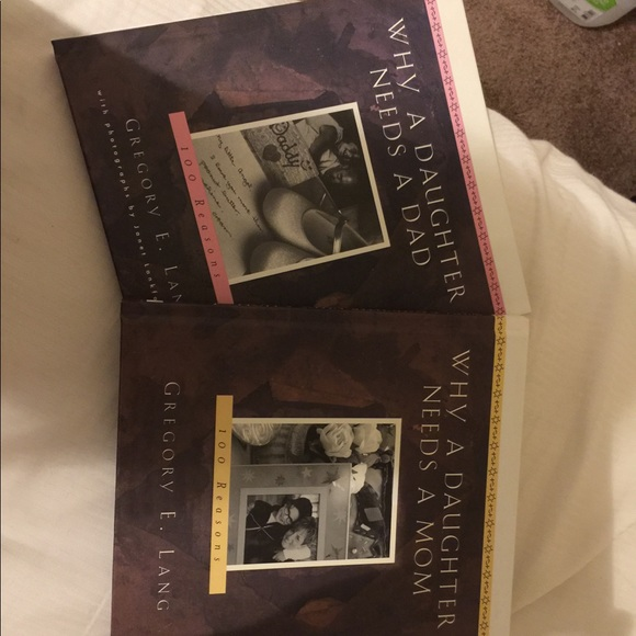 Other Pair Of Books Why A Daughter Needs A Dadmom Poshmark